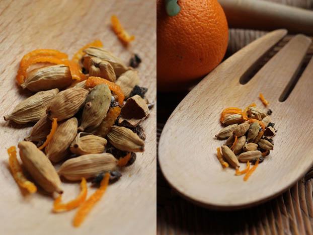 Cardamon & orange