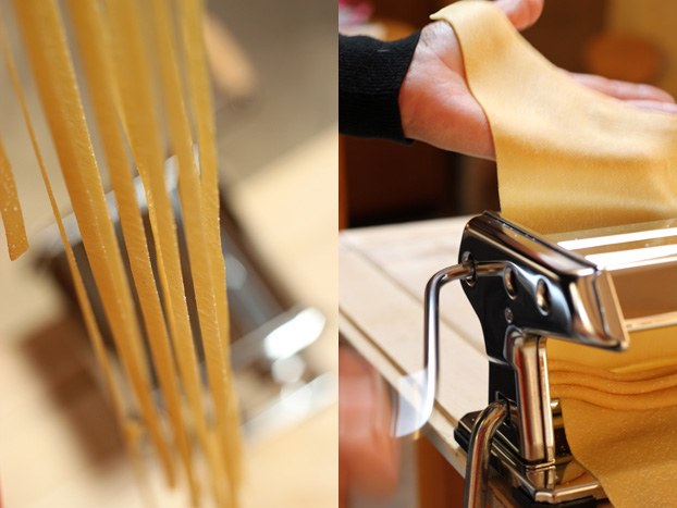 tagliatelle threads
