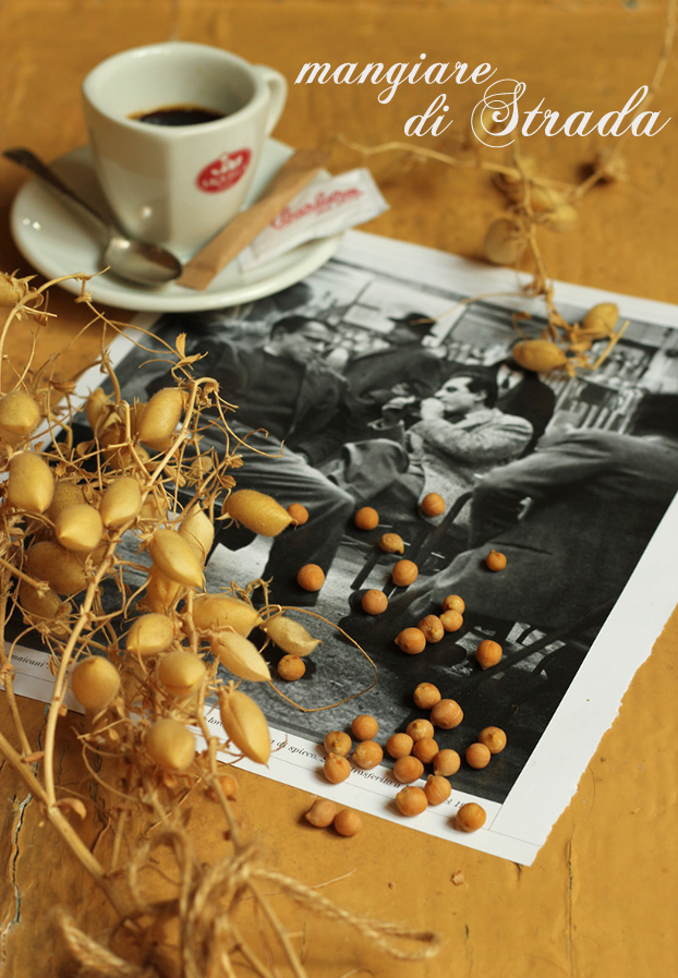 Sicilian chickpea panelle (fritters): Palermitan street food