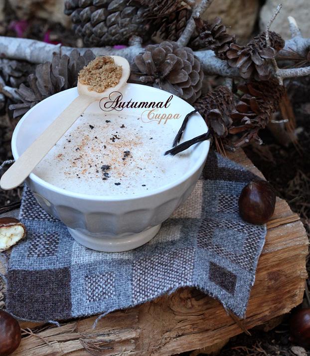 Vanilla Bean Chestnut Latte