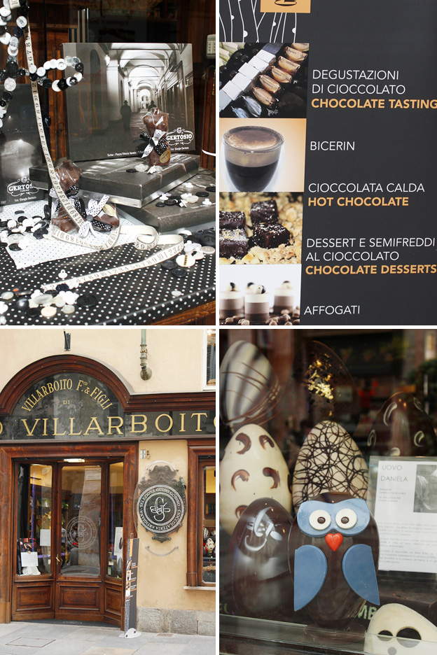 Torino, a chocoholics delight