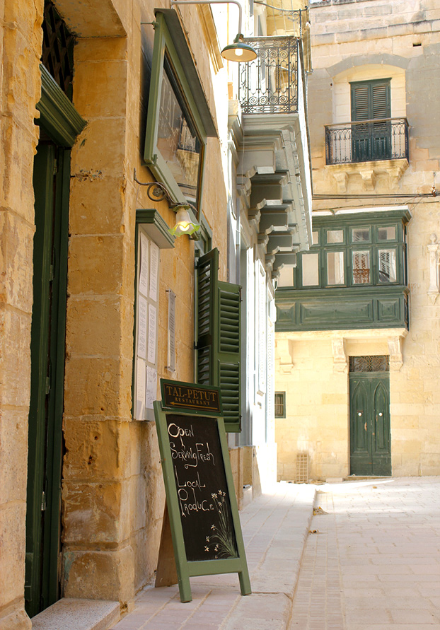 Tal-Petut Private Dining, Birgu, Malta