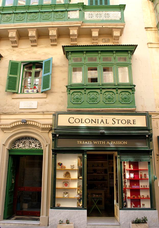 Colonial Store, Valletta, Malta