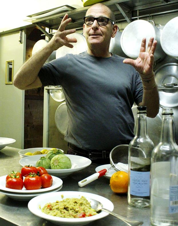 Donald Cagliari - Chef Patron, Tal-Petut